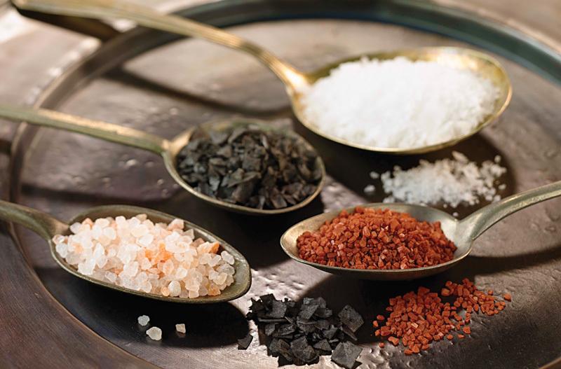 Resultado de imagem para tipos de sal